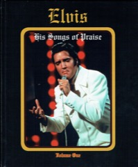 His Songs Of Praise Vol 1 Book w/CD