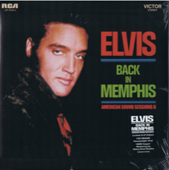 Back In Memphis - FTD 306 2 LP Ltd Edition 180gram Vinyl Set (Deleted/Last Copies)