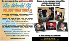 The World Of 'Follow That Dream' - 3 Book Set* Ltd