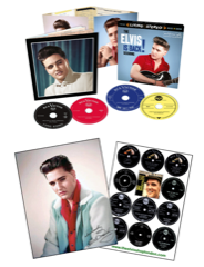 Elvis Is Back - 4 CD Set FTD 166