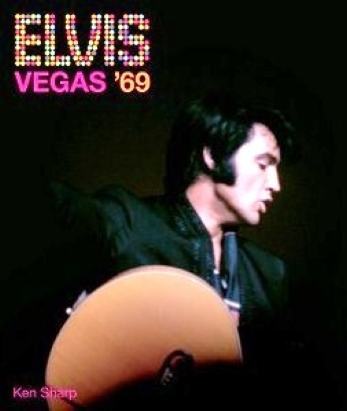 ELVIS VEGAS 69 (Hardback) - K. Sharp