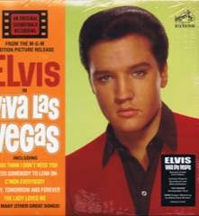 Viva Las Vegas - FTD  2 LP Ltd Edition 180gram Vinyl Set (Deleted/Last Copies)