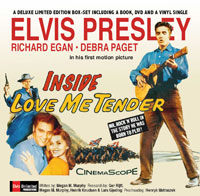 Inside Love Me Tender - Book / Box Set