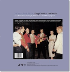 King Creole - FTD 92 Book w/CD (Sealed/Deleted/Last Copies)
