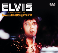 Elvis As Recorded At Boston Gardens '71 - FTD 93