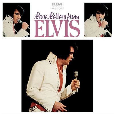 Love Letters From Elvis - FTD 73