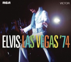ELVIS: Las Vegas '74 - 2 CD Set FTD 148