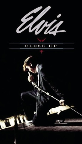 Elvis: Close Up - 4 CD Housed in Hardback Book (2018 Release/New & Sealed)