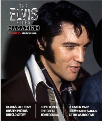ELVIS FILES Mag - Issue No.23